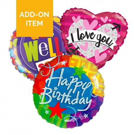 Balloon - add on item