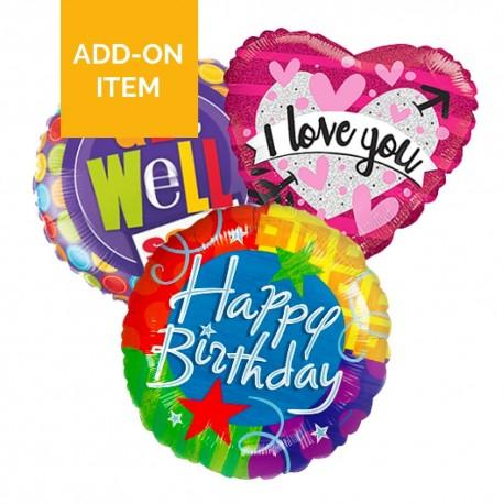 Balloon - add on tiem