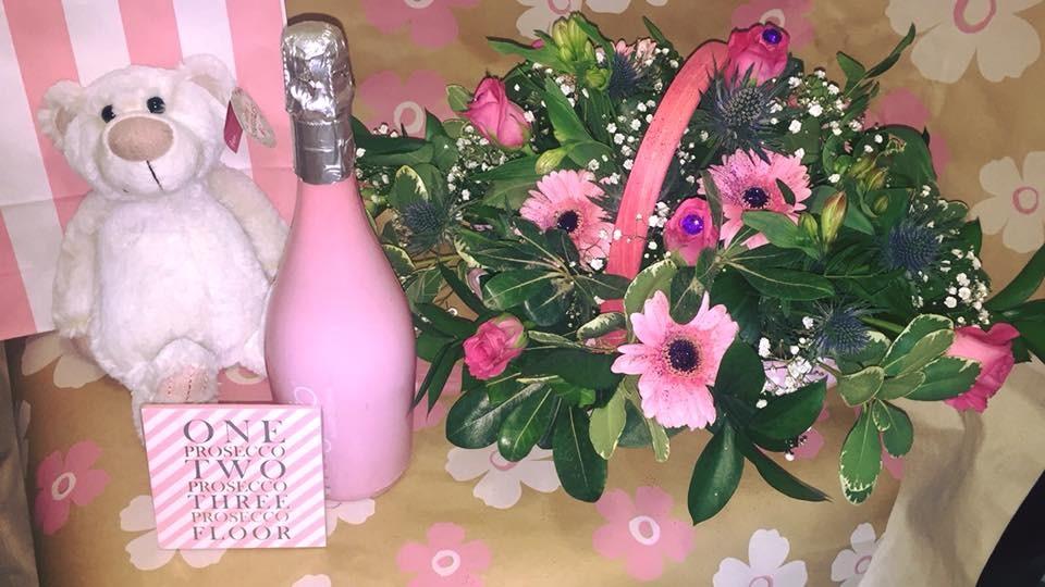 Flower basket bundle.