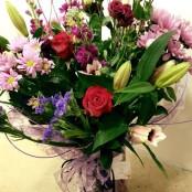Luxury vase arrangement